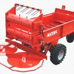 straw-spreader-machinery