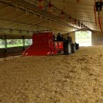 poultry-farm-straw-spreading
