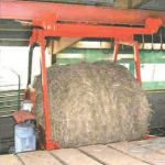 under-roof-baling-system