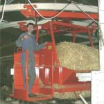 under-roof-straw-machinery